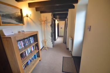 entrance hall cottage 1